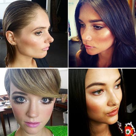 Upcoming Fashion Season Makeup With Trelise Cooper