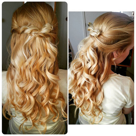 Hair For A Special Occasion