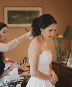 Looking for a bridal makeup artist around Auckland?